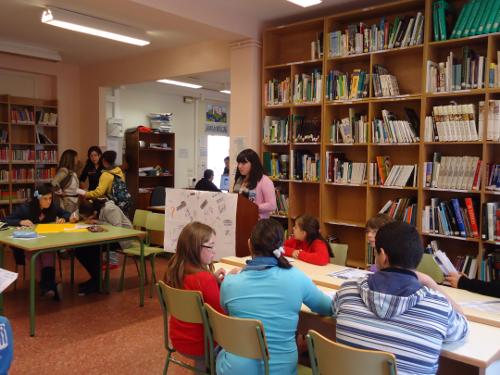 día da biblioteca 2011
